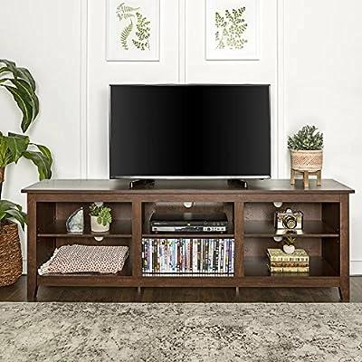 Beachcrest Home Sunbury Mueble de TV de 70 Pulgadas, no Incluye ...