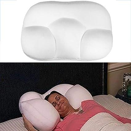1*All-round Cloud Pillow Nursing Pillow Infant Newborn Sleep Memory Foam HOT