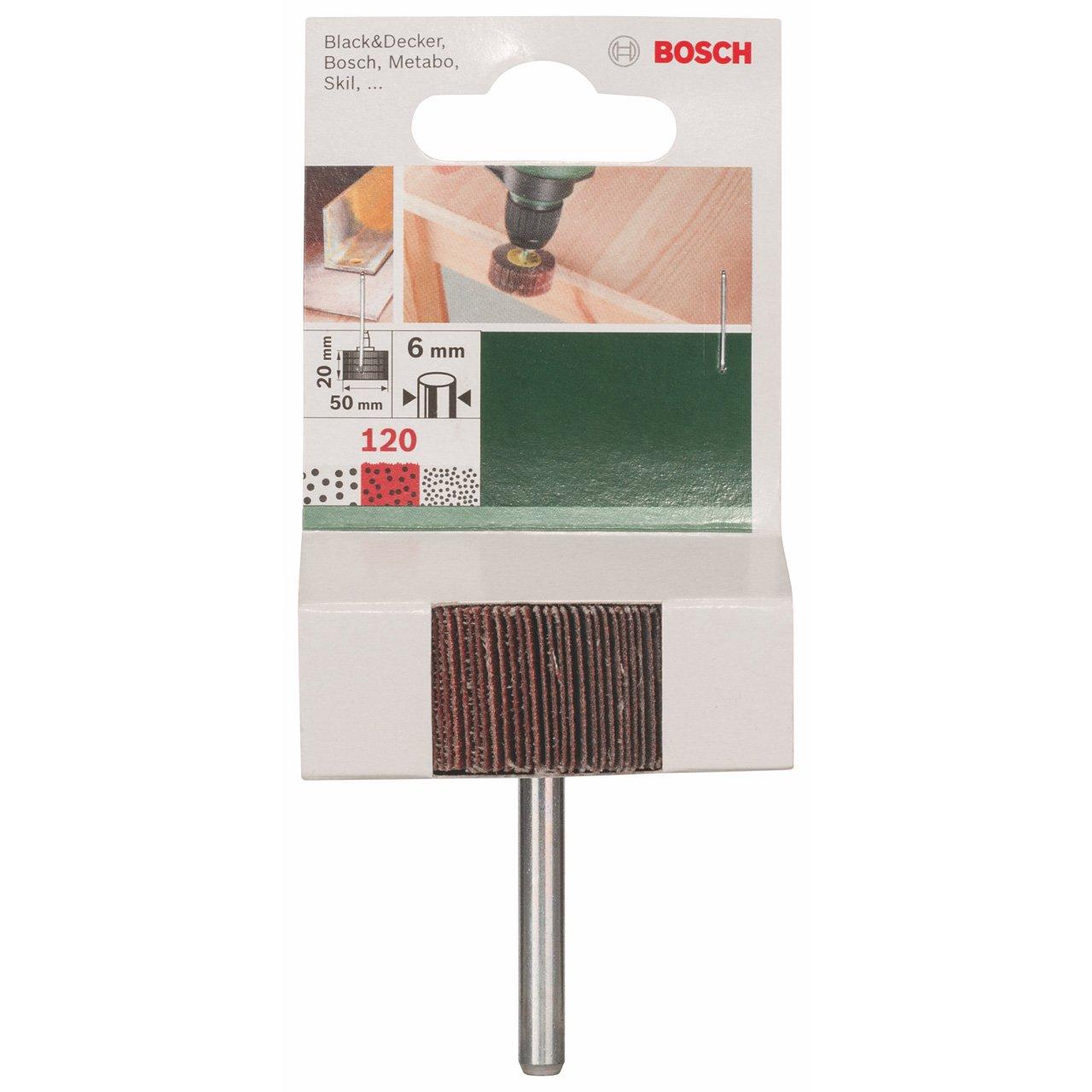 Bosch 2609256285 50 x 20 mm 120 Grit Flap Wheels