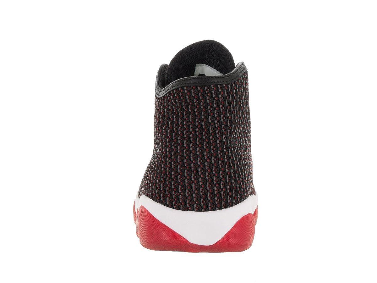 détaillant en ligne 668ad 569f8 Nike Jordan Men's Jordan Horizon Black/Gym Red/Dark Grey/White Basketball  Shoe 12 Men US