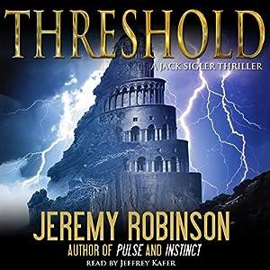 THRESHOLD (A Jack Sigler Thriller - Book 3) Hörbuch