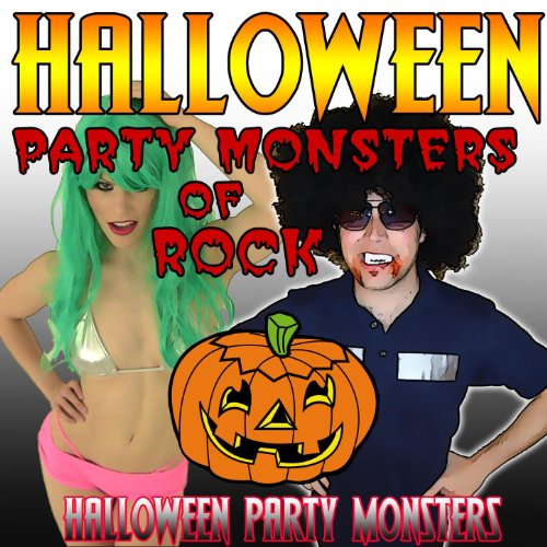 Halloween Party Monsters of Rock [Clean] ()