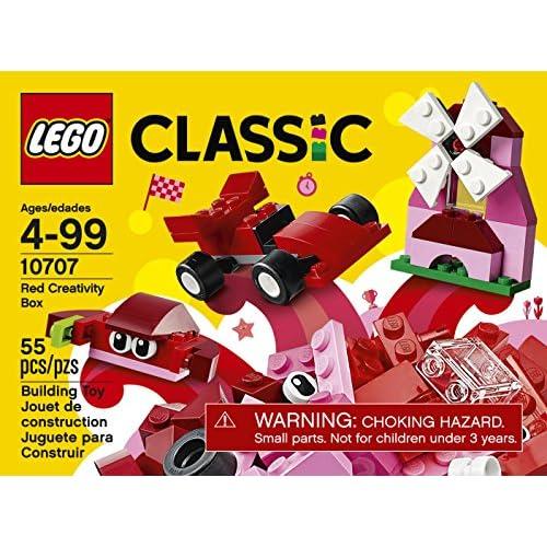 Construction Lego PiècesGrosses Soldes De Boîte Rouge55 Classic KJFuTlc351
