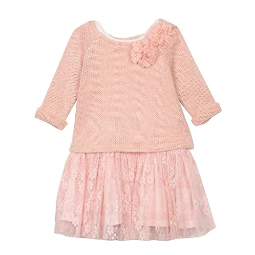 49c18ee70f Image Unavailable. Image not available for. Color  PIPPA   JULIE Charlie Light  Pink Sweater Dress