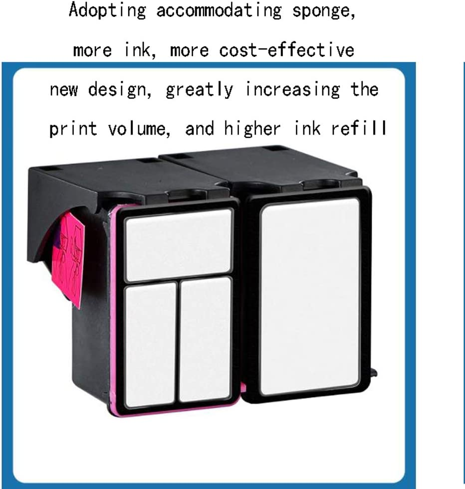 GYBN for HP Deskjet1018 high-Capacity Ink Cartridge Set for HP 2648 Ink Cartridge 2515 1518 3515 2648 3548-2-set for HP678 Inkjet Deskjet 4518 Printer Ink Cartridge 4648 2548