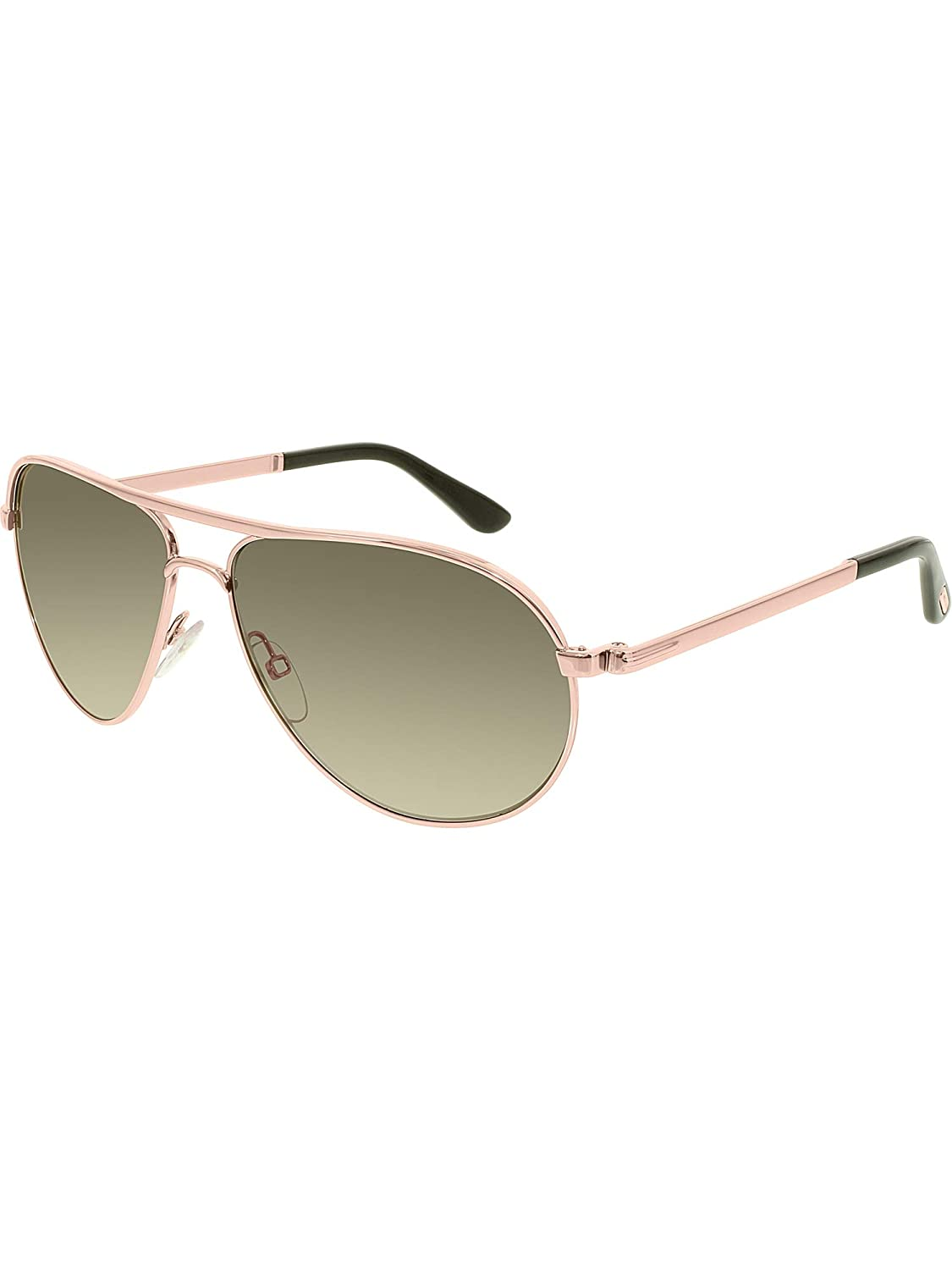 61c3d02782 Amazon.com  Tom Ford Men FT0144 MARKO Rose Gold Grey Sunglasses 58mm  Tom  Ford  Clothing