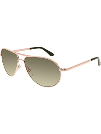 8f6bea33e5f Amazon.com  Tom Ford Men FT0144 MARKO Rose Gold Grey Sunglasses 58mm ...