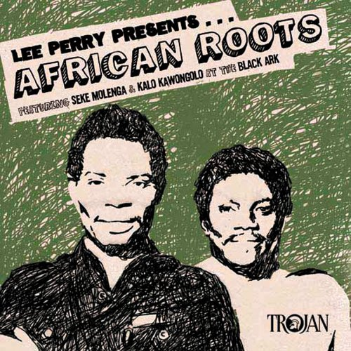 African Roots From the Black Ark - Lee Perry