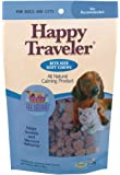 ARK NATURALS Happy Traveler Soft Chews for Cats and Dogs, Vet Recommended to Ease Anxious and Nervous Behavior, Natural Ingredients, Non Habit Forming