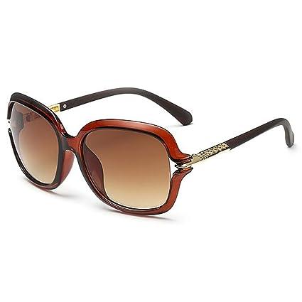 Le Donne Occhiali Da Sole Fresco Woodenlegs Selvaggio Classico Lusso Specchio Occhiali Da Vista Face-lift Golf Blocco UV,Black-OneSize