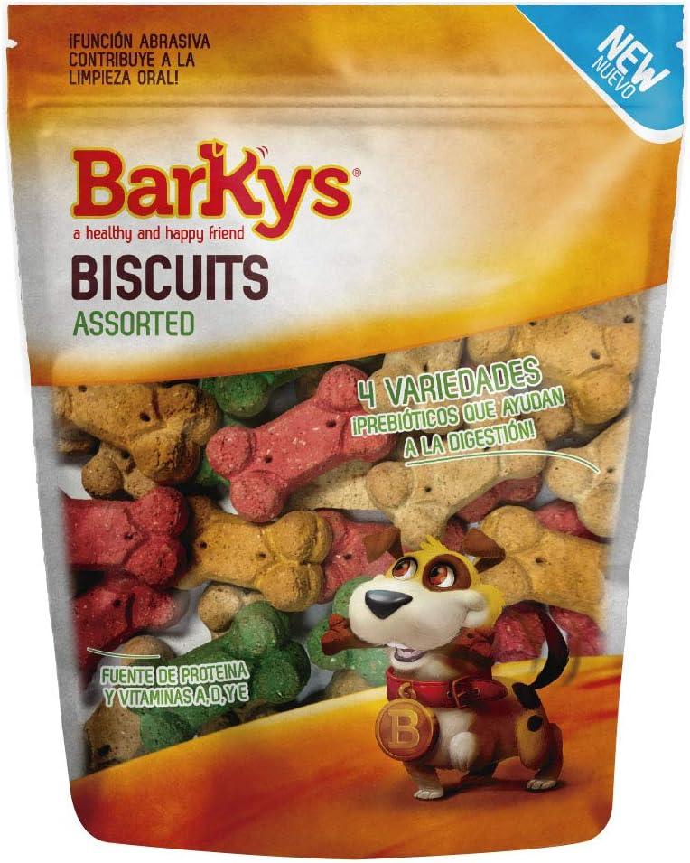 BARKYS 4 sabores