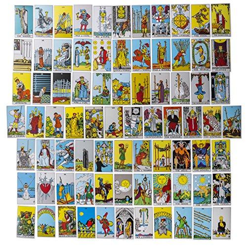 Original design Tarot deck by Siren Imports (Image #3)