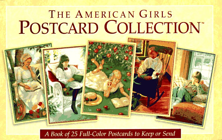 The American Girls Postcard Collection (American Girls Collection Sidelines)