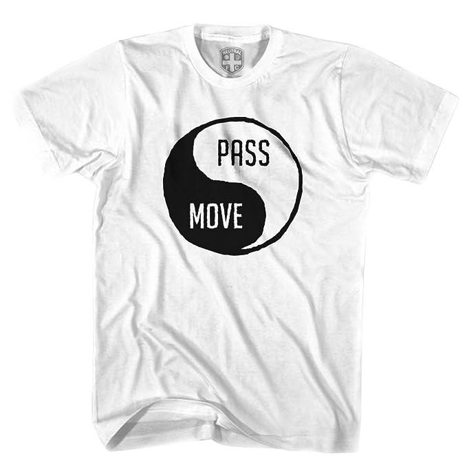 Pass & Move camiseta de fútbol gris Cool Grey Jovenetud XL
