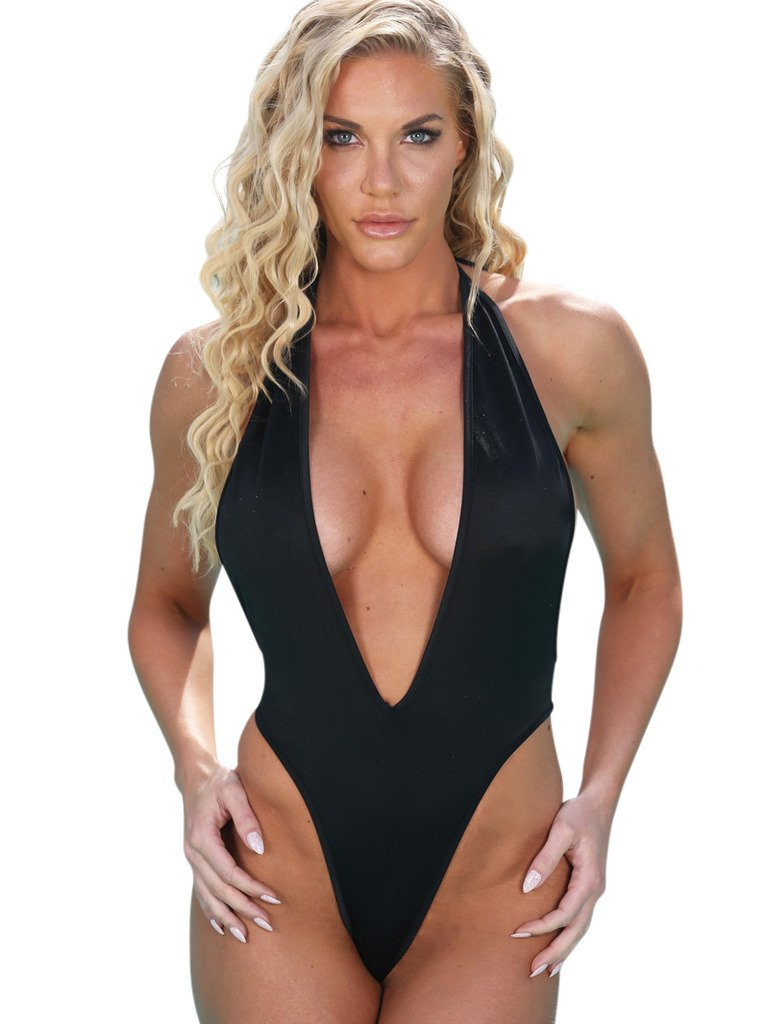 Wicked Temptations Tank Style Thong Monokini
