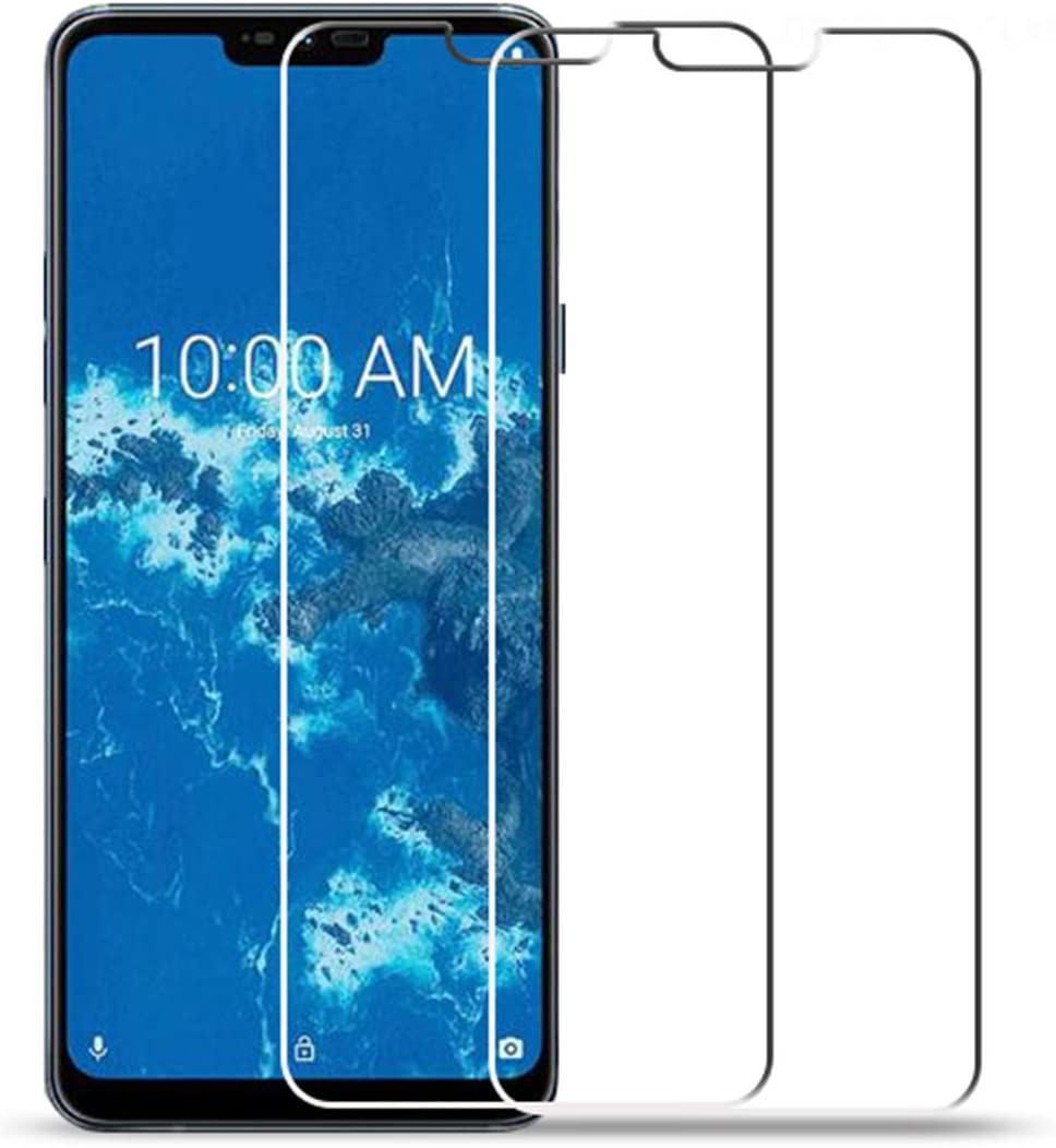 2 Piezas] LG G7 One/LG G7 Fit Protector de Pantalla [9H Dureza ...