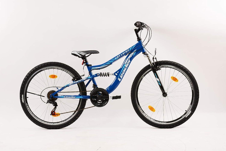 VTT Bicicleta de montaña de 26 Pulgadas, 18 velocidades con Equipo ...