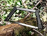 Outdoor Edge PackSaw - Collapsible, Break-Down