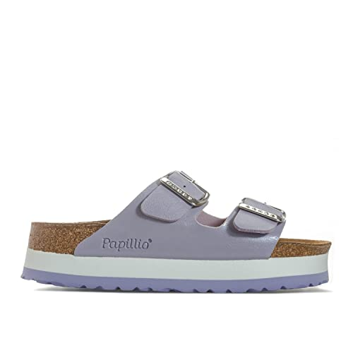 2d01f6b4af3 Papillio Womens Womens Arizona Platform Sandals Narrow Width in Lavender -  UK