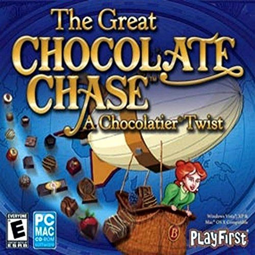 - Great Chocolate Chase: A Chocolatier Twist