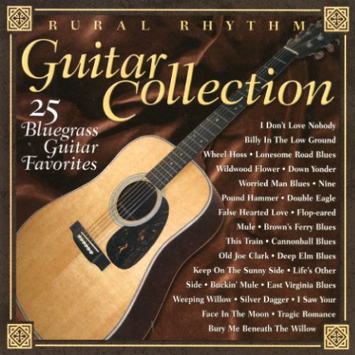 Rural Rhythm Guitar Collection: 25 Bluegrass Guitar (Bluegrass Guitar Collection)