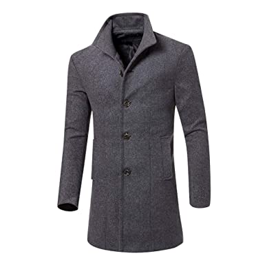 Manteau d'automne long