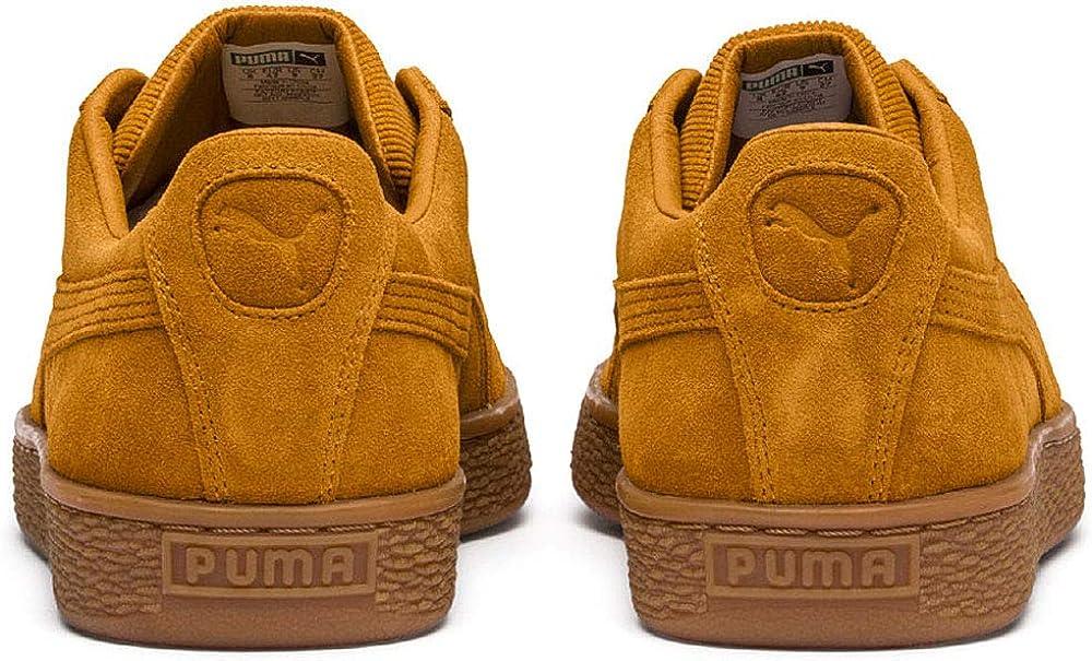puma suede classic pincord trainers