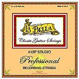 LaBella 413P Bronze Classical Guitar Strings, Medium