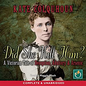 Did She Kill Him? Audiobook