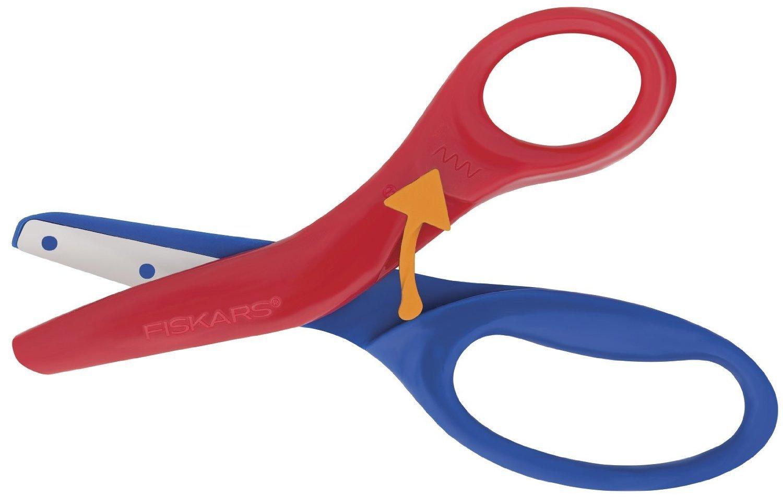 Fiskars 194900-1001 Pre-School Training Scissors, Assorted Colors(2Pack)