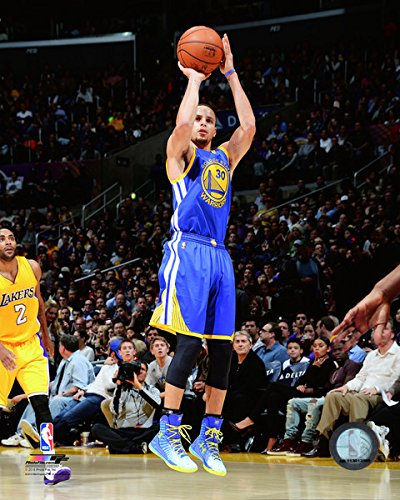 388eccad9ffaa Stephen Curry Golden State Warriors 2014-2015 NBA Action Photo (Size: 8