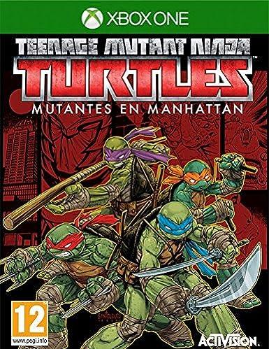 Teenage Mutant Ninja Turtles: Mutantes En Manhattan: xbox ...