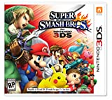 Super Smash Bros Wii U and 3ds