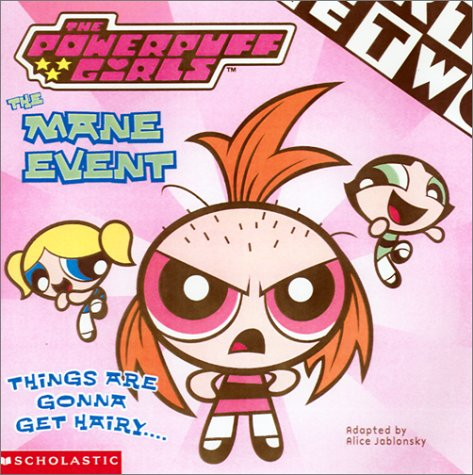 Powerpuff Girls 8x8 #12: The Mane Event pdf