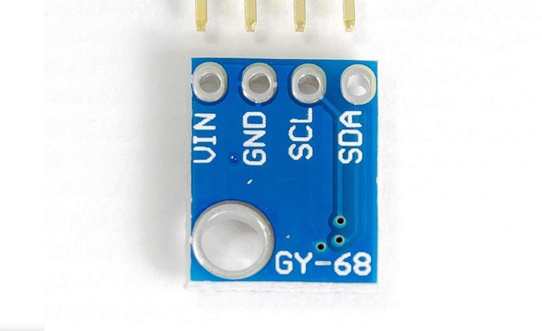 MissBirdler 3St/ück Luftdruck und Temperatur I2C Modul BMP180 GY-68 f Arduino Raspberry PI Multiwii
