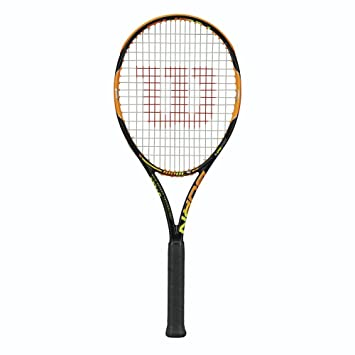 Amazon.com : Wilson Burn 100 ULS Tennis Racquet : Sports & Outdoors