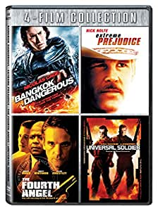 Four-Film Collection (Bangkok Dangerous / Extreme Prejudice / The Fourth Angel / Universal Soldier) [Import]