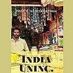 India Uninc. | Prof. R. Vaidyanathan