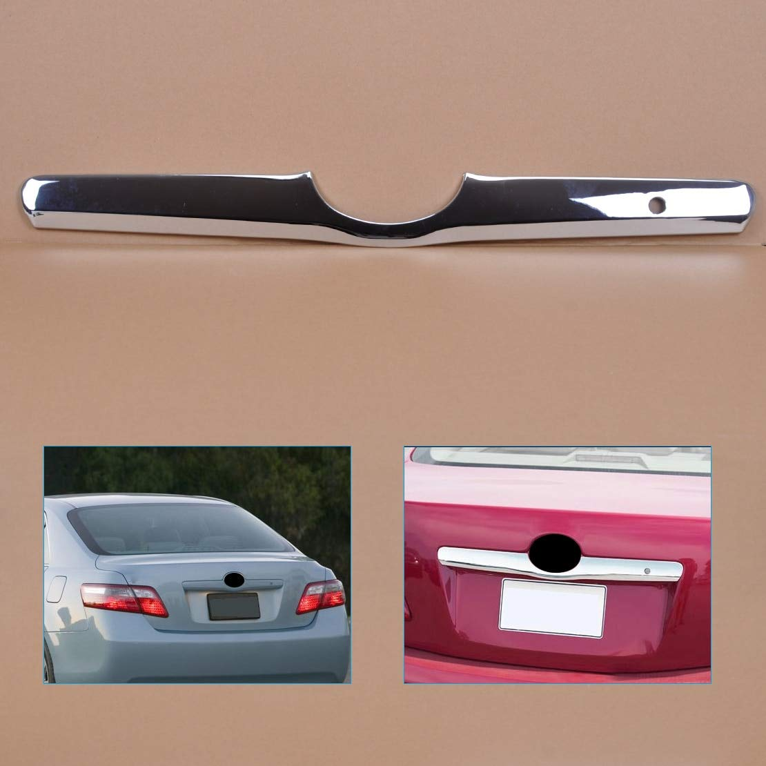 For Toyota Camry 2006 2007 2008 2009 2010 2011 Tailgate Trunk Hatch Bezel Cover