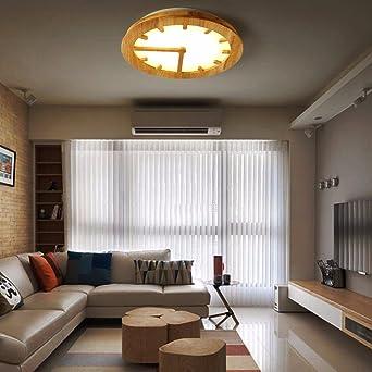 Holzdecke Holzdecken Esszimmer Beleuchtung Wohnzimmer Deckenleuchte