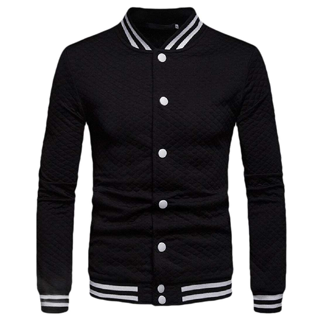 heymoney Mens Dress Shirts Long Sleeve Shirt Button Down Casual Tees