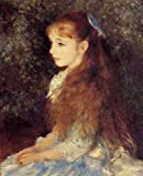 Pierre Auguste Renoir Irene Cahen D Anvers Aka Little Irene 30x38 [Kitchen]