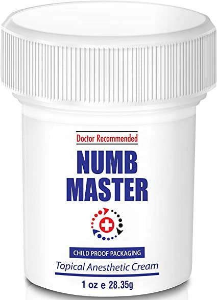 Numb Master Cream Review
