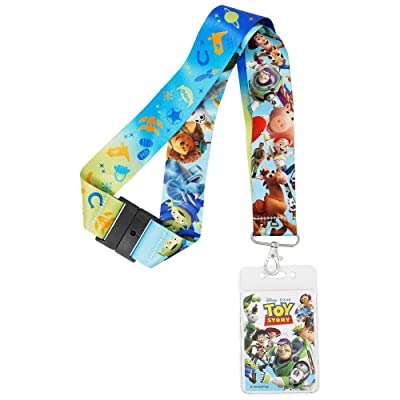 Toy Story Deluxe Lanyard: Toys & Games