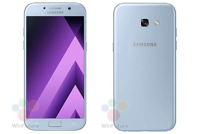 0b4bacfcfc2 Samsung Galaxy A5 (2017) SM-A520F/DS 32GB Blue Mist, 5.2
