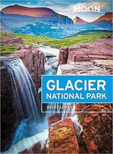 Moon Glacier National Park (Travel Guide) cover