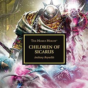 Children of Sicarus & Heart of Pharos Audiobook