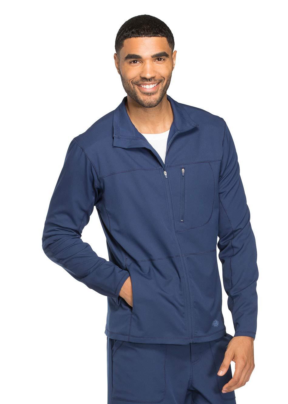 Men's Dynamix Zip Front Warm-Up Jacket by Dickies