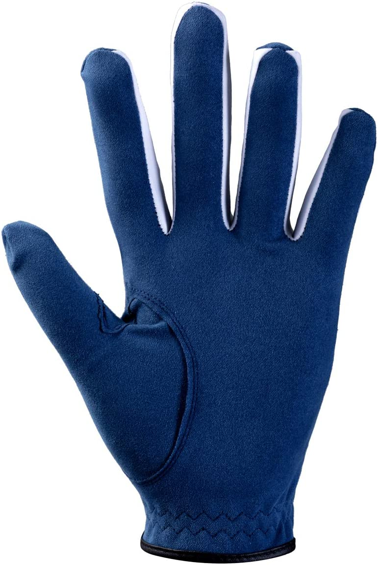 MAZEL Premium Men s Golf Gloves Left Hand,Hot Wet Weather Sweat-Absorbing,Fit Size S M L XL