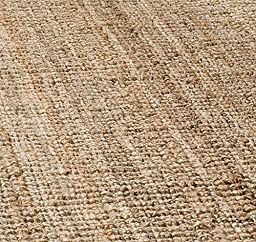 Safavieh Natural Fiber Collection NF447A Hand Woven Natural Jute Area Rug (4\' x 6\')